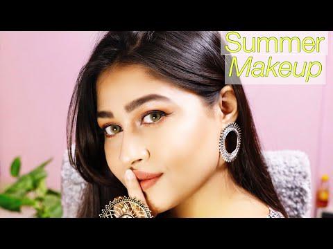 summer-sweat-proof-long-lasting-makeup-|-tips-&-tricks-|-india-|-kolkata