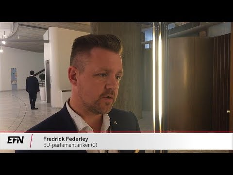 """""""Trump är symbolpolitikens mästare"""" – Fredrick Federley om Parisavtalet"""