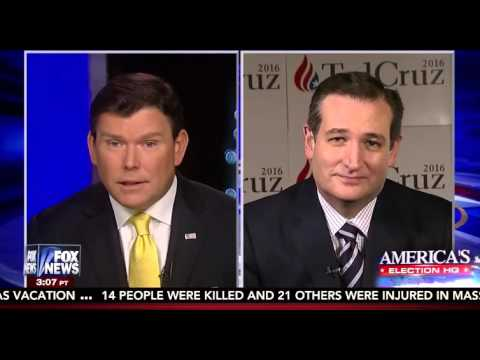 On Fox News, Ted Cruz 2015 Clashes With Ted Cruz 2013 On Immigration