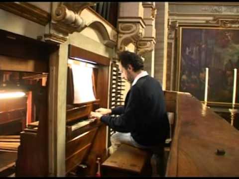 A2 - I registri - In Organo Pleno - Dentro L'Organo a canne