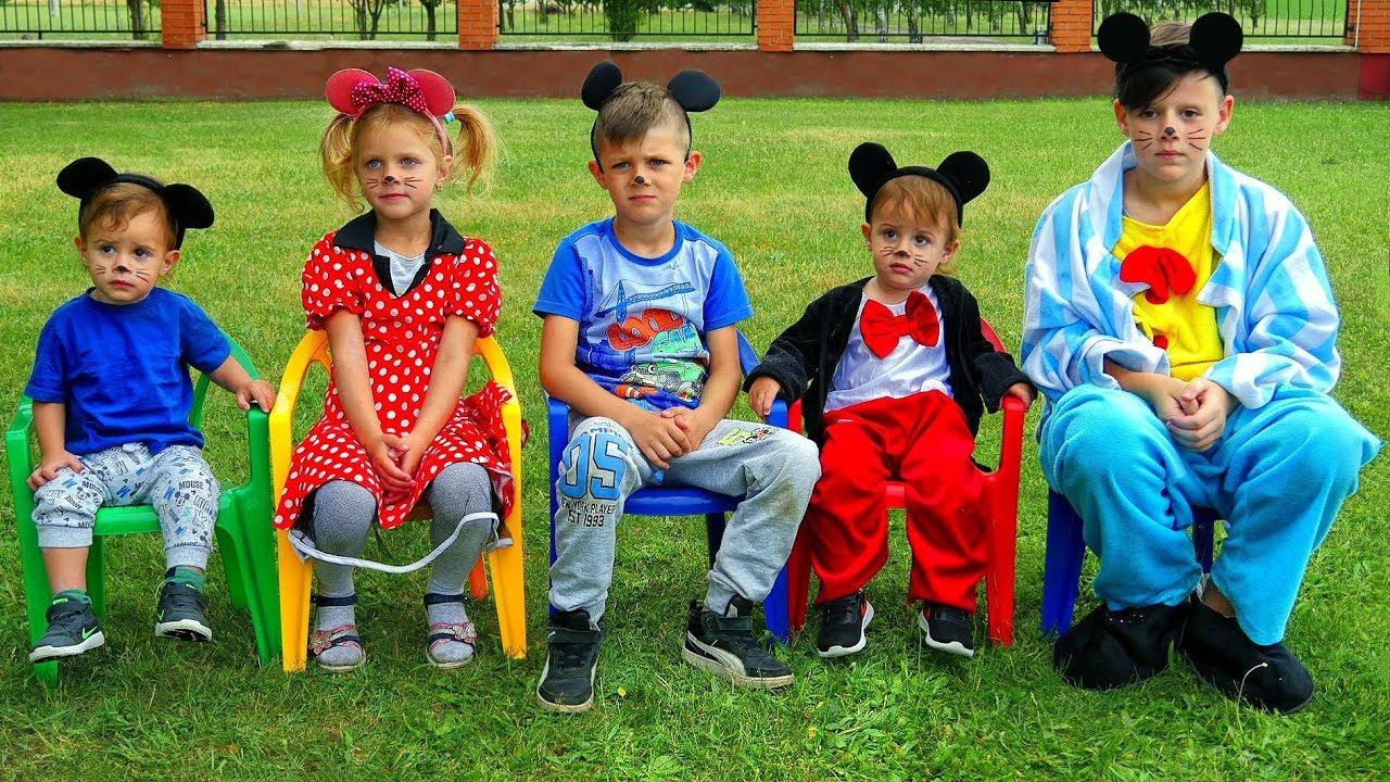 Five Little Monkeys Jumping On The Bed + more   Children Nursery Rhyme   by LETSGOMARTIN