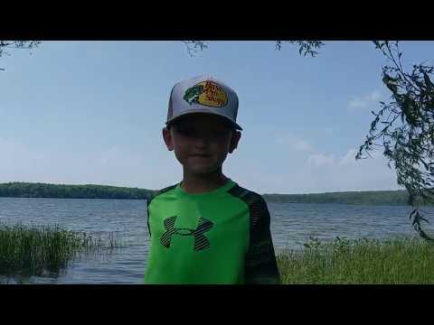 Fishing Little Lake