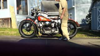 1939 Indian chief inline 4 cylinder
