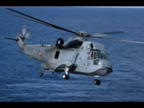 Sea King Emergency Landing, Nova Scotia, (Radio Transmission only))