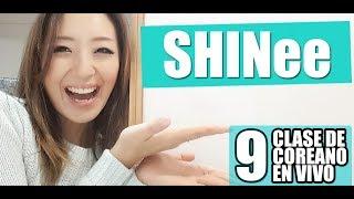 Nombres de SHINee - Clase EN VIVO