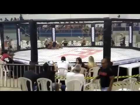 Serverino Dos Ramos Berlamino Neto  X Valdir Rodrigues ( Instigação)  FFC - Feras Fight Champions