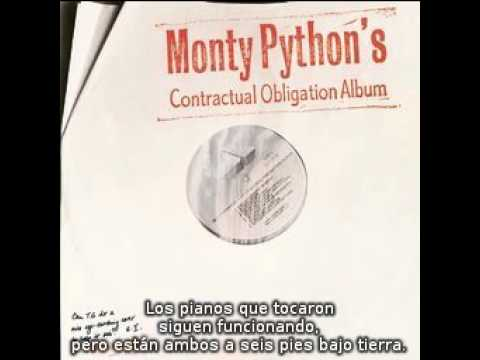 20-Decomposing Composers (Monty Python's Contractual Obligation Album Subtitulado Español)