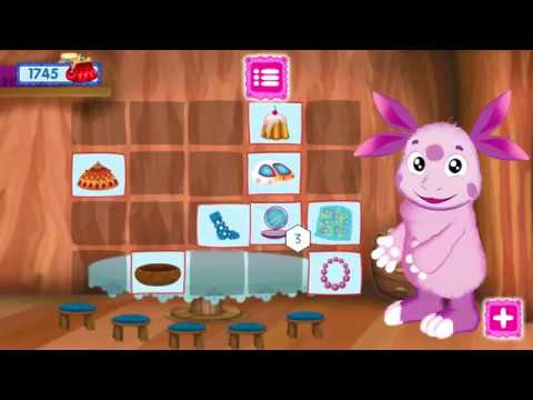 Moonzy. Kids Mini-Games