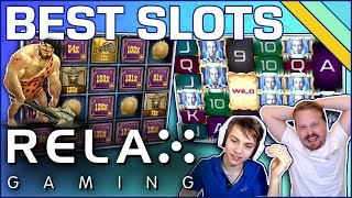 Top Relax Gaming Slots