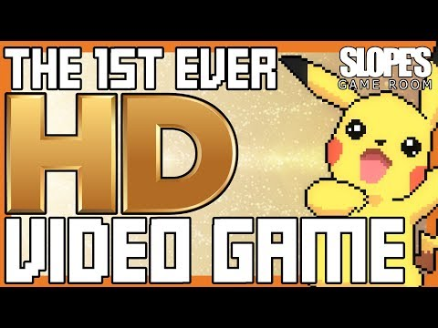 The 1st ever HD Video Game - SGR
