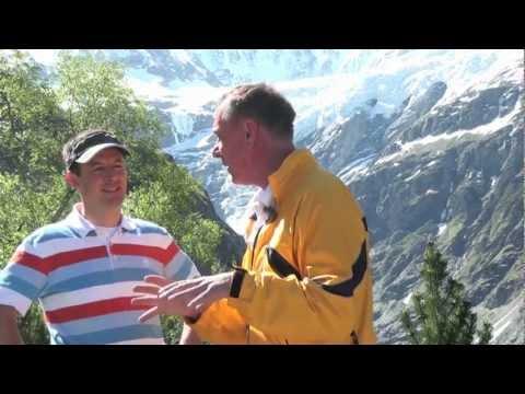 Hiking the Eiger Mountain Trails in Switzerland