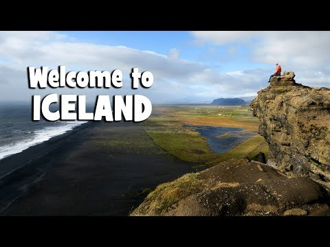 What Iceland looks like!