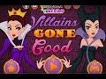 Disney Princess Games - Villains Gone Good – Best Disney Games For Kids Evil Queen Maleficent