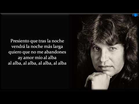 José Merce -Al Alba.-Lyrics-en HD.