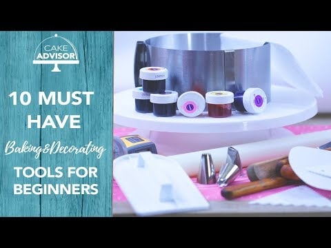 Baking Tools | Cake Decorating Tools | Backing Accessories | Baking Utensils