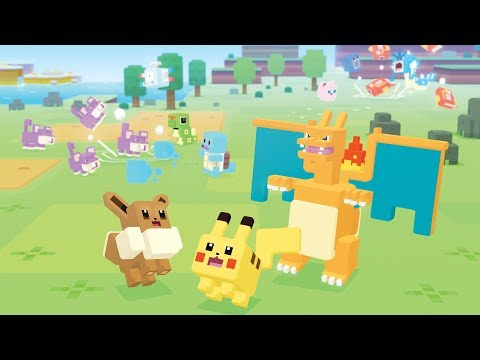 Pokemon Quest Sure is a Mobile Game on Nintendo Switch