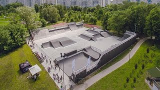 MOSCOW BMX PARK BY FK-RAMPS