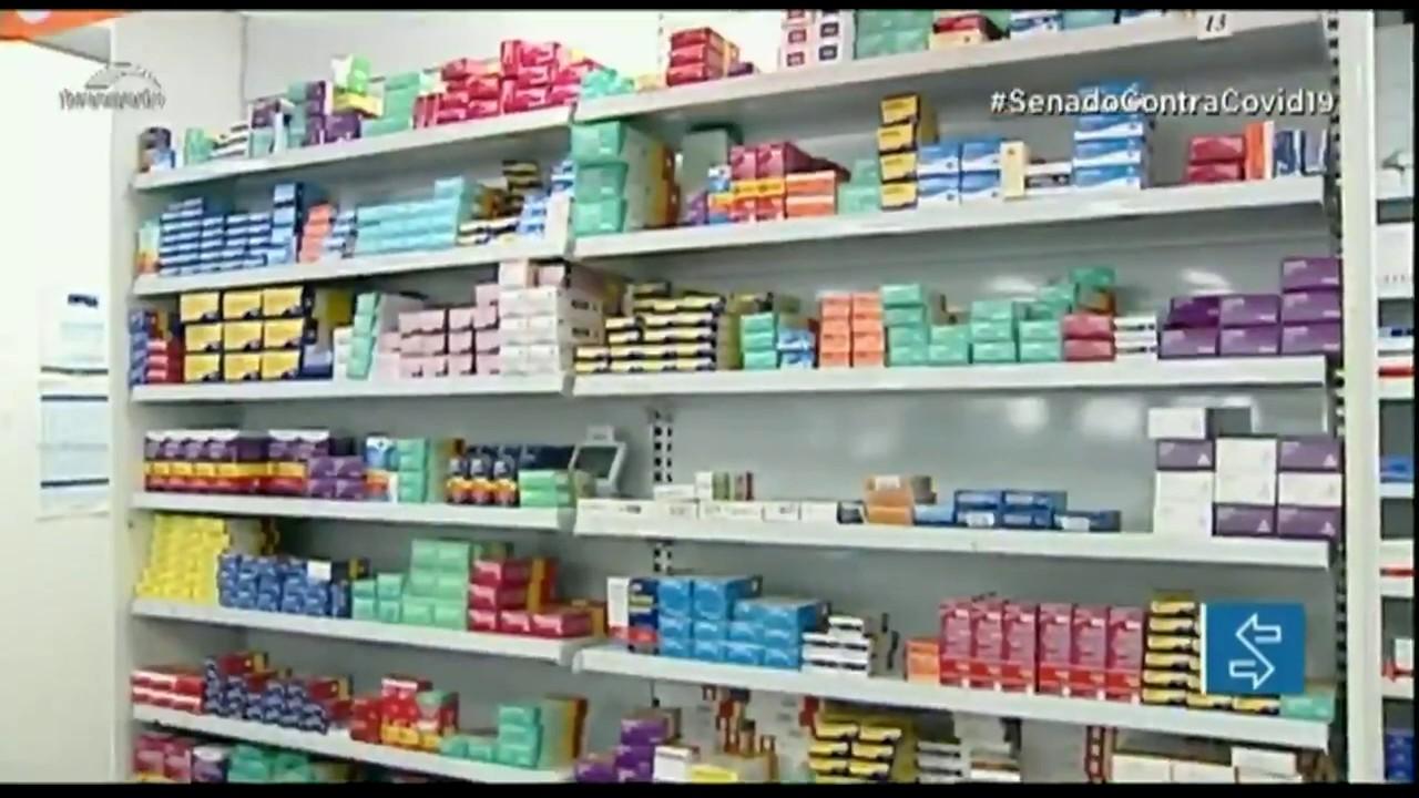 Senado vota proposta que proíbe aumento de preços de medicamentos e planos de saúde