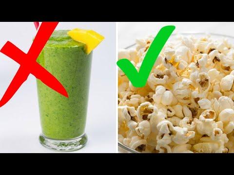 Ешь и худей. 20 продуктов от которых не толстеют