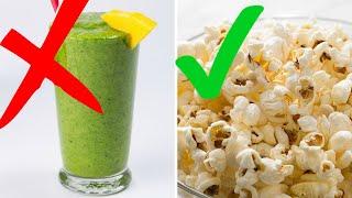 Ешь и худей. 20 продуктов от которых можно употреблять в любых количествах