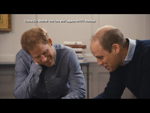 William and Harry open up about Princess Diana in new documentary