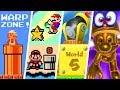 Evolution Of Super Mario Warp Zones 1985 2018 mp3