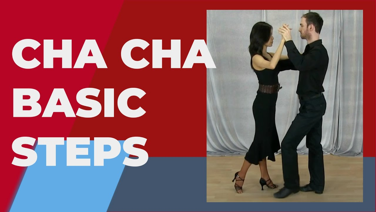 Cha Cha Basic Steps Lesson