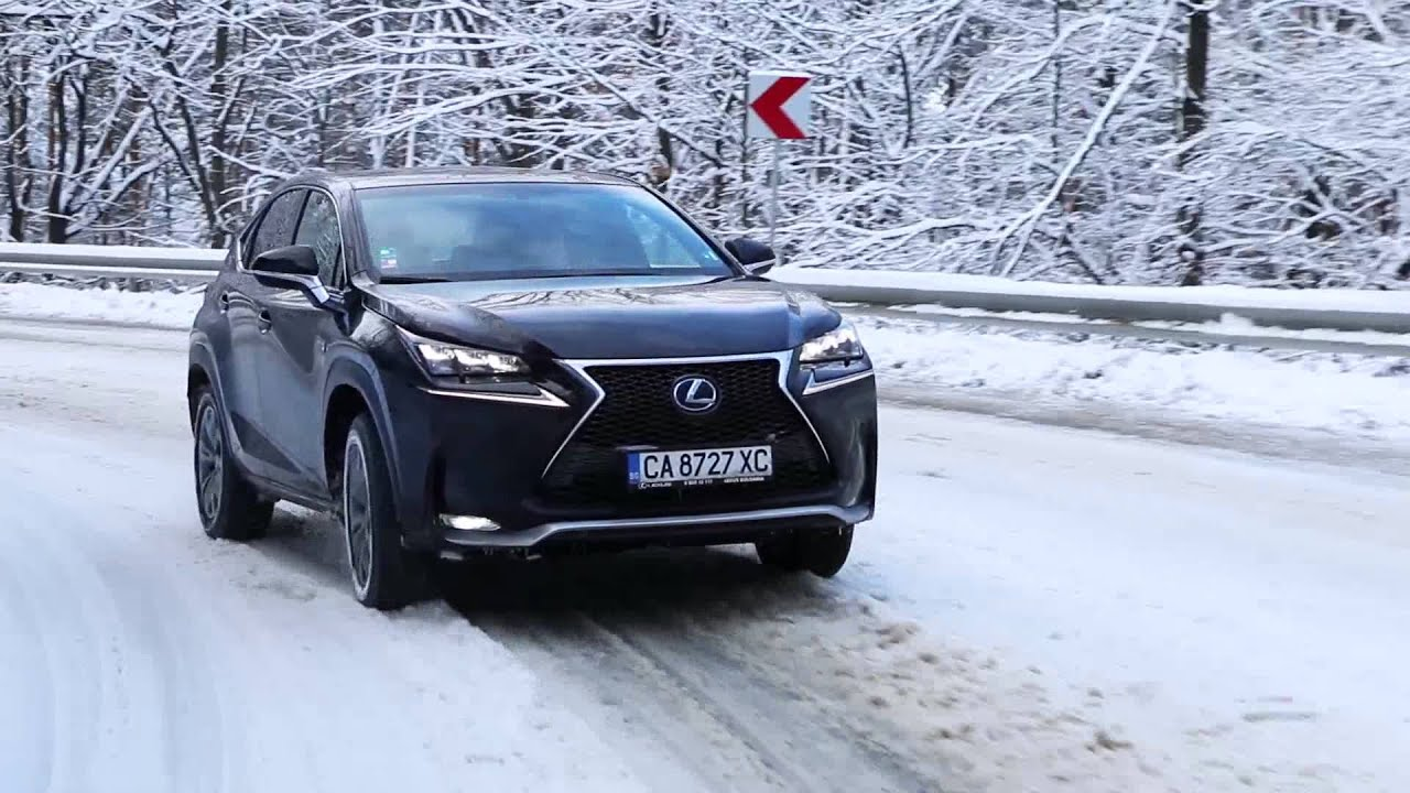 lexus nx 300h awd f sport test drive youtube. Black Bedroom Furniture Sets. Home Design Ideas