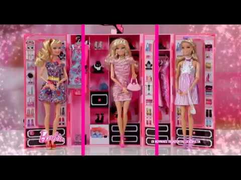 68cbba0f7238 H Ντουλάπα της Barbie στα Jumbo - YouTube