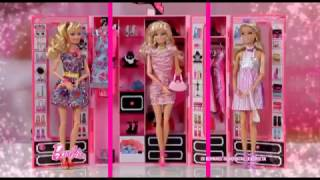 H Ντουλάπα της Barbie στα Jumbo