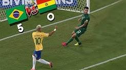 Brasil x Bolívia    Eliminatórias da Copa 2018 Jogo Completo