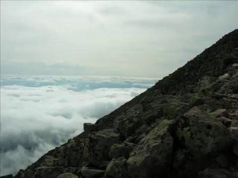 Mt Katahdin - Cathedral trail - Baxter - Knife Edge - Pamola