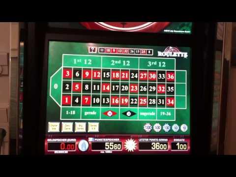 Video Roulette merkur trick 2014