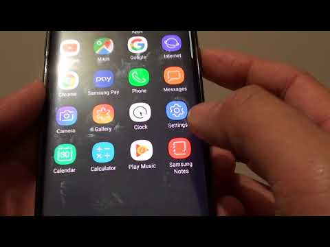 Samsung Galaxy S8: How To Sync And Backup Notes To The Cloud