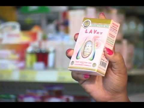 NIJA'S CURE FOR TOILET INFECTIONS & CANDIDIASIS - LAVET