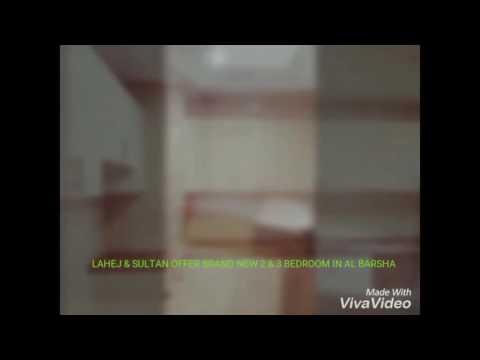 LAHEJ & SULTAN REAL ESTATE OFFER BRAND NEW 2 & 3 BEDROOM NEAR MOE