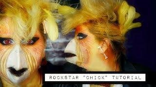 "Rockstar ""Chick"" | Nyx Face Awards Entry 2018"