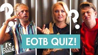 Ex on the Beach Sverige | Quiz! Hur mycket kan deltagarna om tidigare säsonger? | Ny säsong 24/10