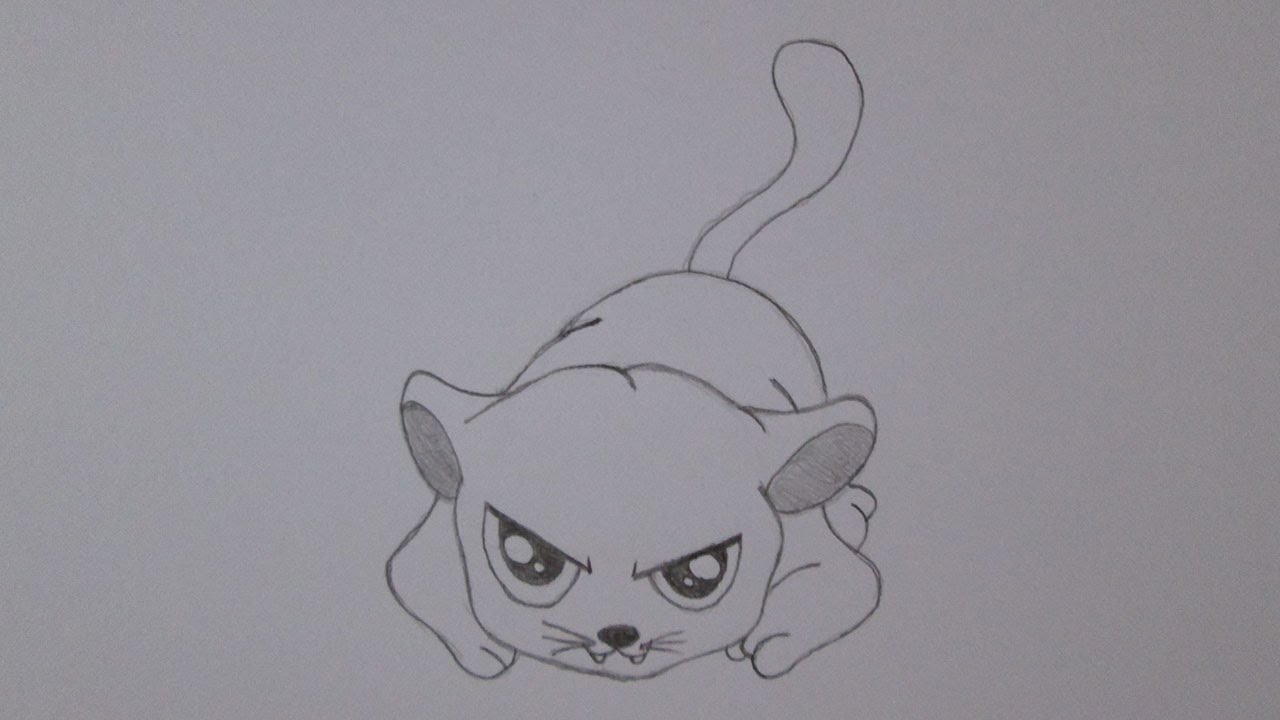 Cómo Dibujar Una Pantera