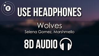 Selena Gomez Marshmello Wolves 8D AUDIO.mp3