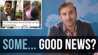 Some... Good News? - SOME MORE NEWS
