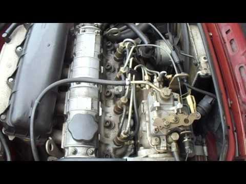 Фото к видео: 6429 RENAULT 5 85-96 1.6 D F8M