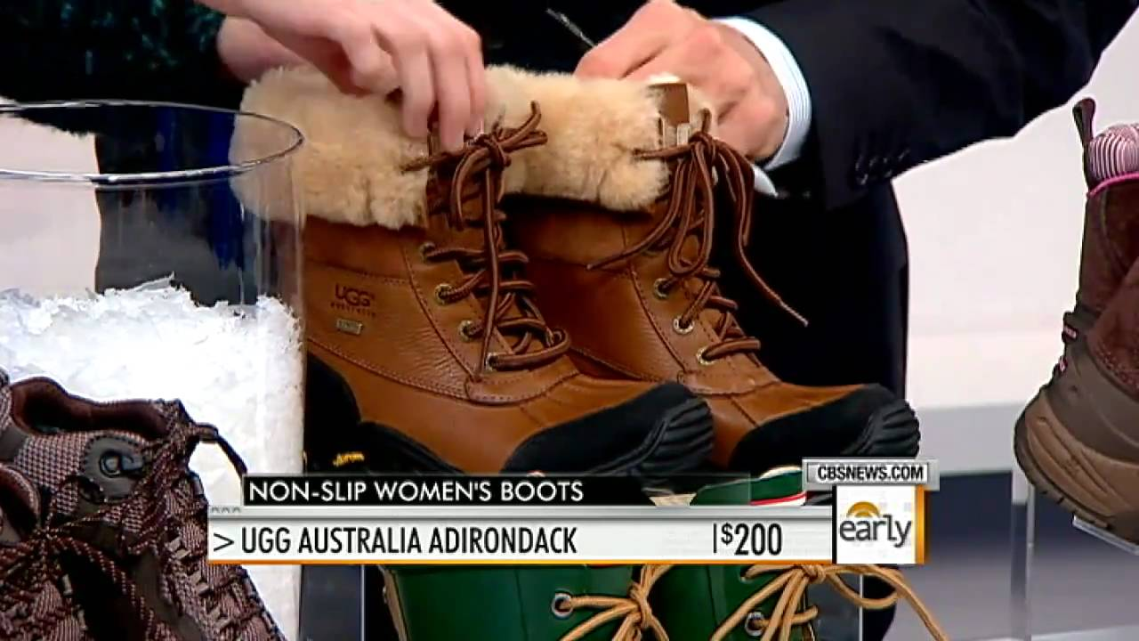 Best Non Slip Boots Youtube