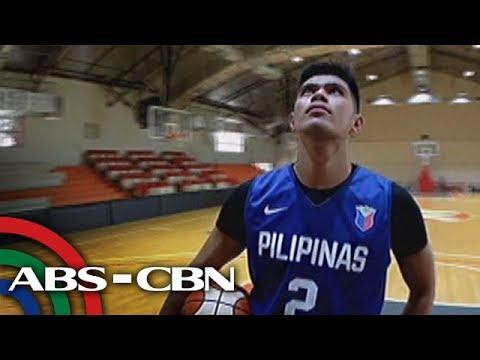 Sports U: Gilas Pilipinas forward Carl Bryan Cruz's journey to success