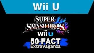 Baixar Wii U - Super Smash Bros. for Wii U 50-Fact Extravaganza