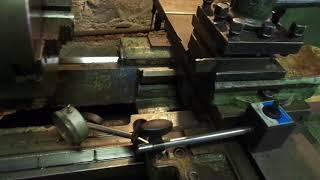 про ремонт направляющих токарного станка