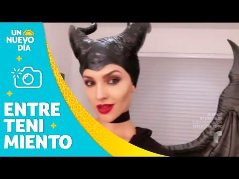 Rico - Los famosos lucen sus trajes de Halloween 2019