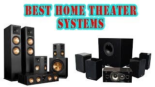 Best Home Theater Systems - Top 5 Theater Systems