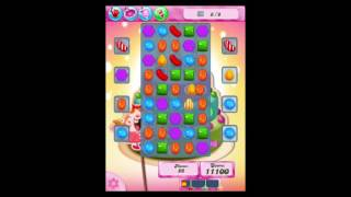 Candy Crush Saga Level 207 Walkthrough