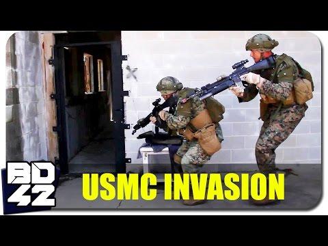 Project Reality v1.39 ► USMC Urban Incursion (Full Round)